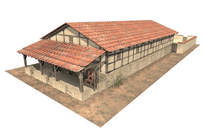 Streifenhaus